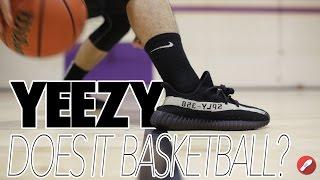 Does It Basketball? Adidas Yeezy 350 V2!