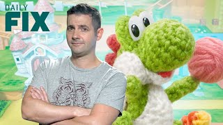 Nintendo May Have Leaked New Yoshi Title - IGN Daily Fix