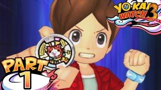 Yo-Kai Watch 3 Sushi and Tempura - Part 1 - American Yo-Kai!
