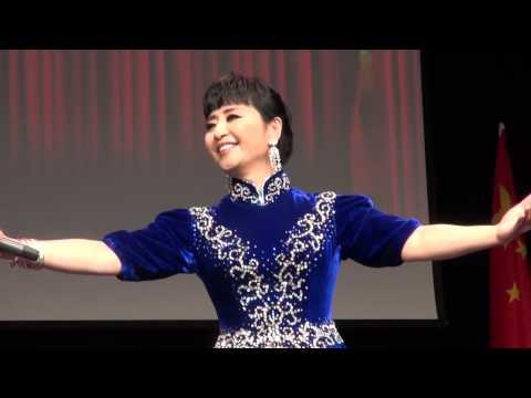 中国艺术家代表团访问匈牙利演出之七殷秀梅20140720