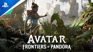 Avatar: frontiers of pandora :  bande-annonce