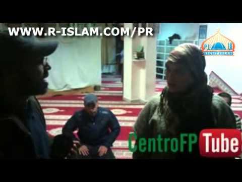 Uma Senhora Portuguesa Se Converte ao Islam