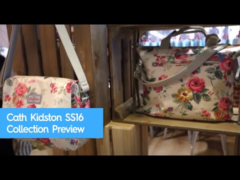 Cath Kidston SS16 Collection Preview | wcity.com
