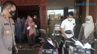 Pencuri Motor Spesialis TKP Masjid Diringkus Polres Jepara