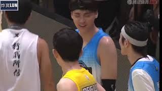 2019.08.10 Deng Lun @ Jeremy Lin 3rd annual all star game 등륜 @ 제레미린 자선 농구 경기