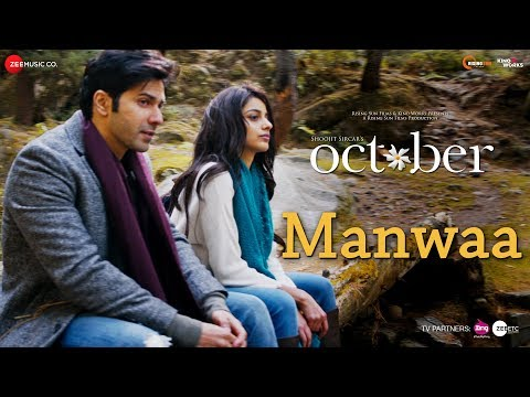 Manwaa - October - Varun Dhawan & Banita Sandhu - Sunidhi Chauhan - Shantanu Moitra