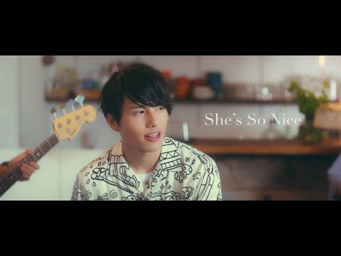 Cellchrome 「She's So Nice」 MV-SHORT VER