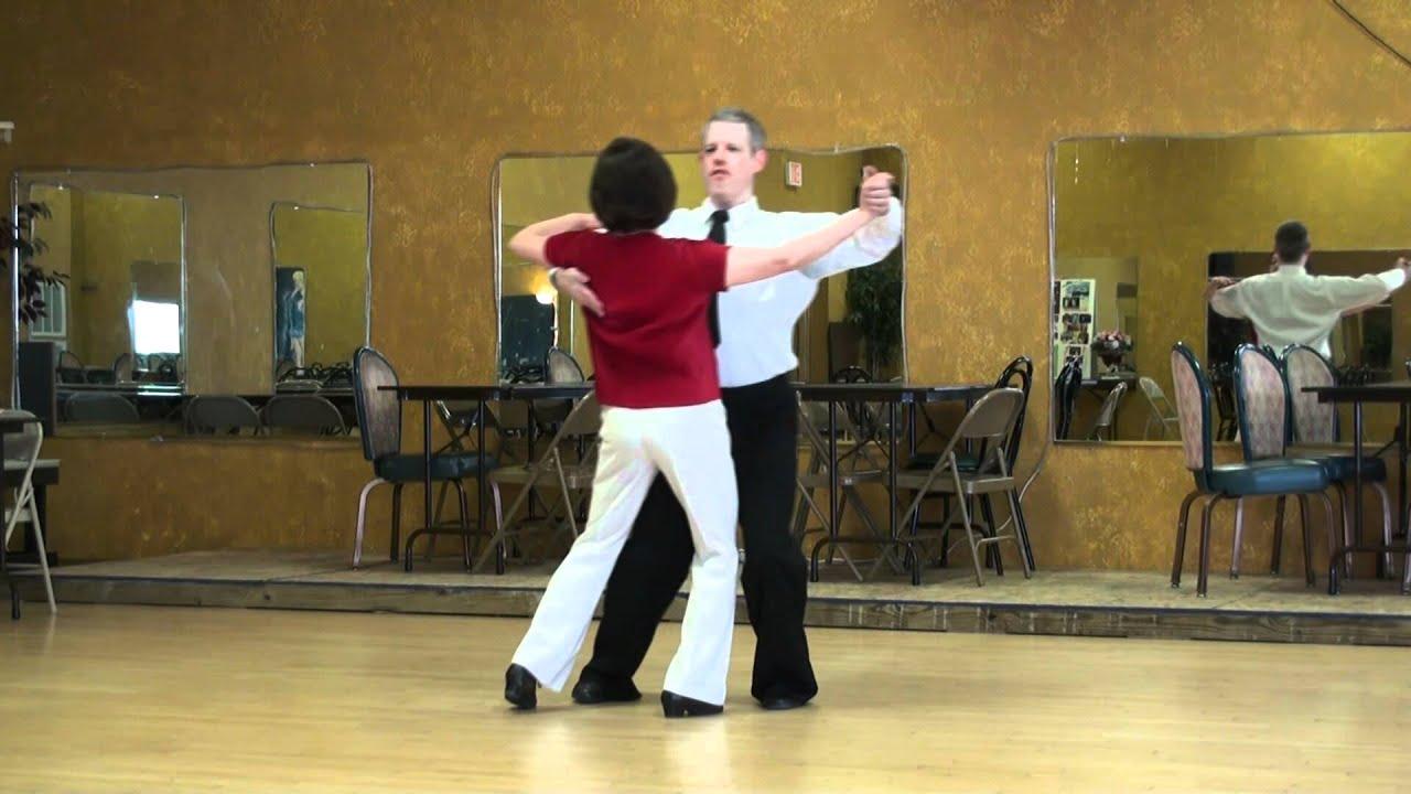 Waltz Lesson 9 Promenade Develope Youtube