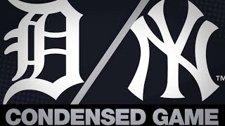 Condensed Game: DET@NYY - 4/2/19