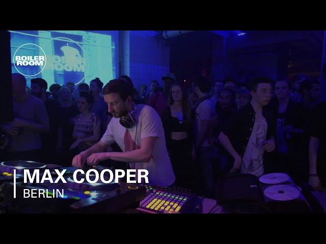 Max Cooper Boiler Room Berlin DJ Set