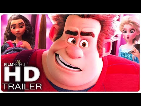 WRECK IT RALPH 2 Trailer 2 (2018)