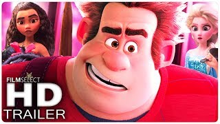 WRECK IT RALPH 2 Trailer 2 (2018)