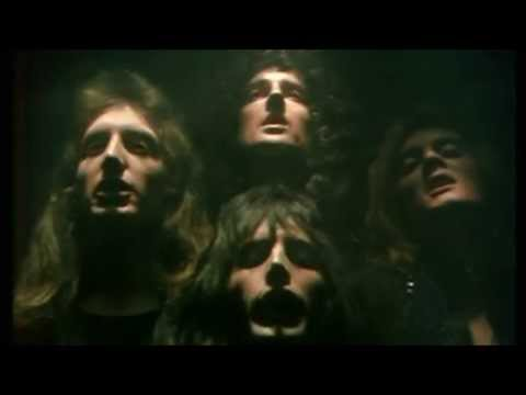 Queen - Bohemian Rhapsody (vocals only!) stripped down! + guitar solo
