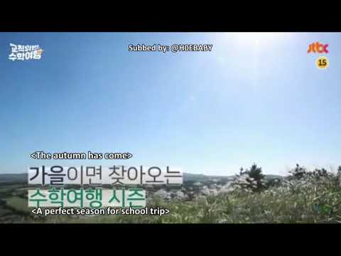 iKON JTBC idol School trip-Ep.1(Part1)ENGSUB