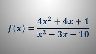 Racionalna funkcija 6
