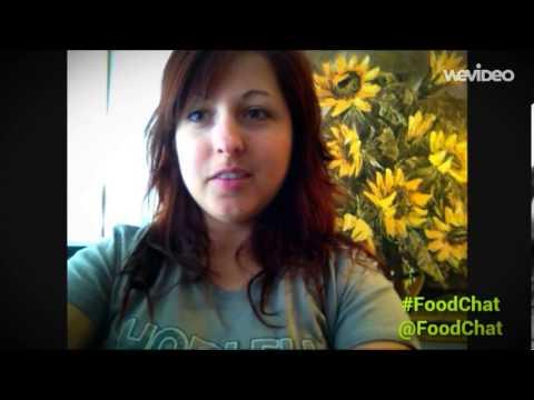 #FoodChatMarch 19, 8-10pm ET