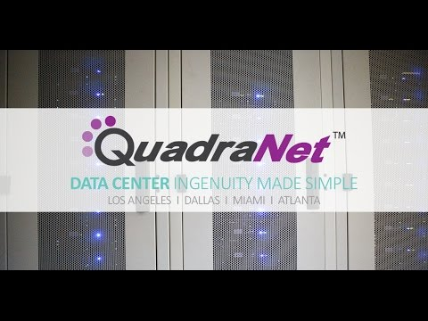 QuadraNet - The Premier Provider for Dedicated Servers, Colocation, and Cloud Hosting