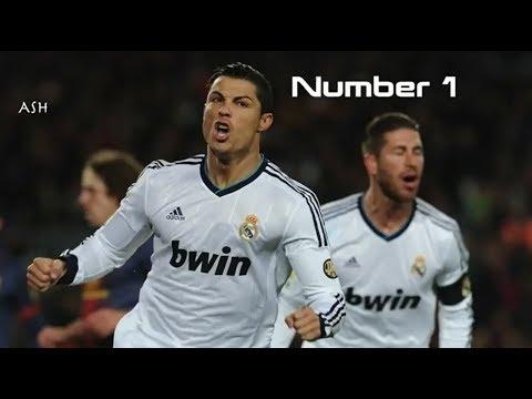 Top 10 cú sút phạt đẹp nhất của CR7 trong màu áo Man United và Real
