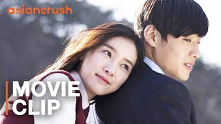 Korean ghost girlfriend: awkward moments | Clip from 'Mourning Grave' with Kang Ha-neul, Kim So-eun