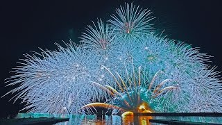 2016.07.24 きほく燈籠祭 「燈籠大仕掛 ~ 彩雲孔雀」