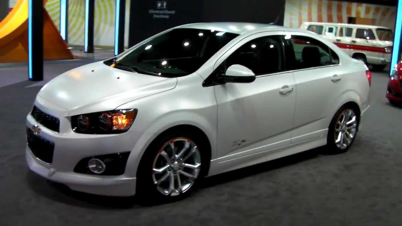 2013 Chevrolet Sonic LTZ Z Spec - YouTube