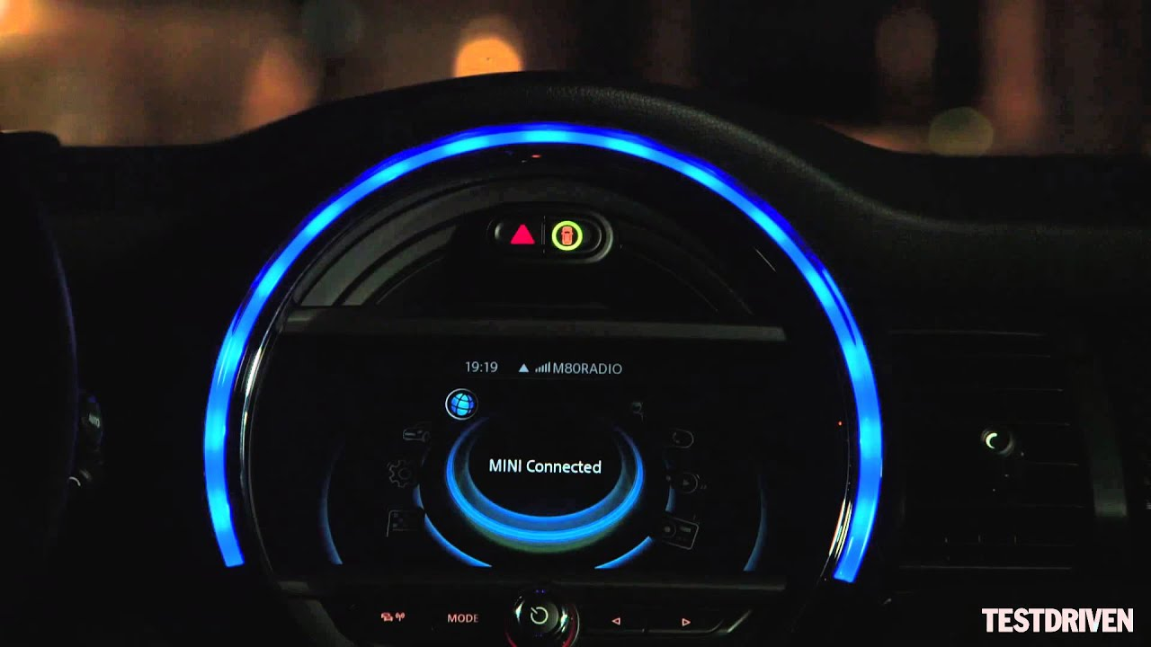 2014 Mini Cooper Interior Youtube
