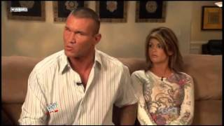 Triple H Invades Randy Orton's House