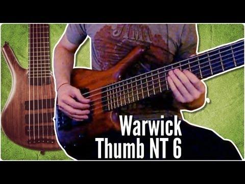 Warwick Thumb NT bass + Ashdown MAG300 kwik doodle