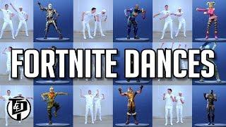 FORTNITE DANCES IN REAL LIFE