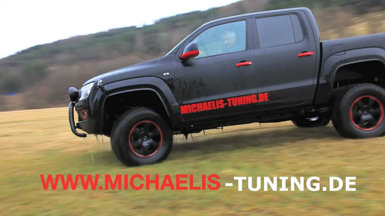 vw amarok 33 monster by michaelis tuning youtube. Black Bedroom Furniture Sets. Home Design Ideas