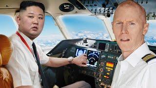 North Korea's Kim Jong Un Flies Plane | Viral Debrief