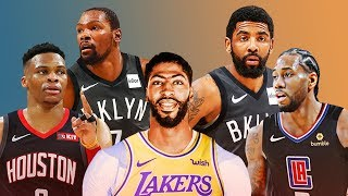 How the wild 2019 NBA free agency period reshaped the power structure of the league | ESPN