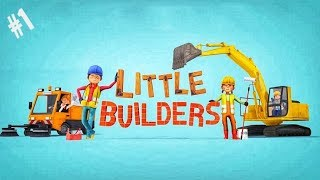 Little Builders Game Play #1