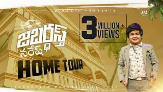 Jabardasth fame Naresh home tour, watch it..