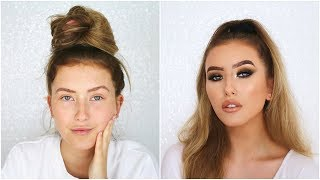 Chatty GRWM - Life Update, Moving Home, ABH Subculture, Dying My Hair & More 🐣 | Hannah Renée