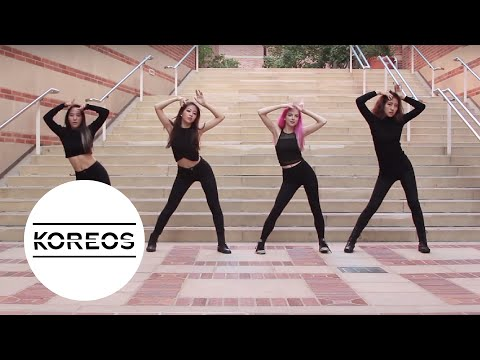 [Koreos] F(x) - 4 Walls Dance Cover 에프엑스 FX