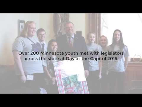 ClearWay Minnesota Day at the Capitol 2015