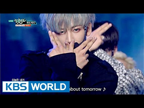 GOT7 - Hard Carry (하드캐리) [Music Bank HOT Stage / 2016.10.07]