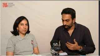 FB Live Dr. Manjiri with YourStory