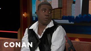 Tracy Morgan Forgives The Walmart Driver Who Hit Him  - CONAN on TBS