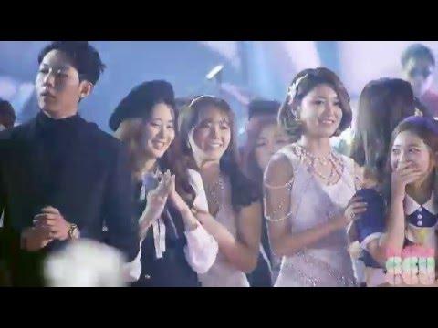 151230 서현 직캠 KBS 가요대축제 엔딩 Seohyun Ending fancam