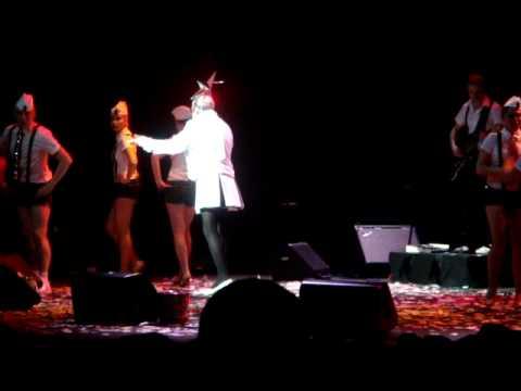 Верка Сердючка - Горилка (live) San Francisco