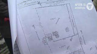 Жильцы домов по Херсонской не оформили земли