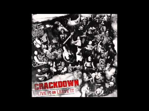 CRACKDOWN - BEDS ARE BURNING (MIDNIGHT OIL COVER)