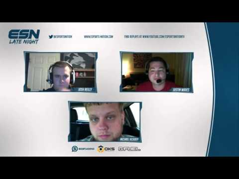 #ESNLateNight Ep. 67: RosterMania Strikes w/ Slacked