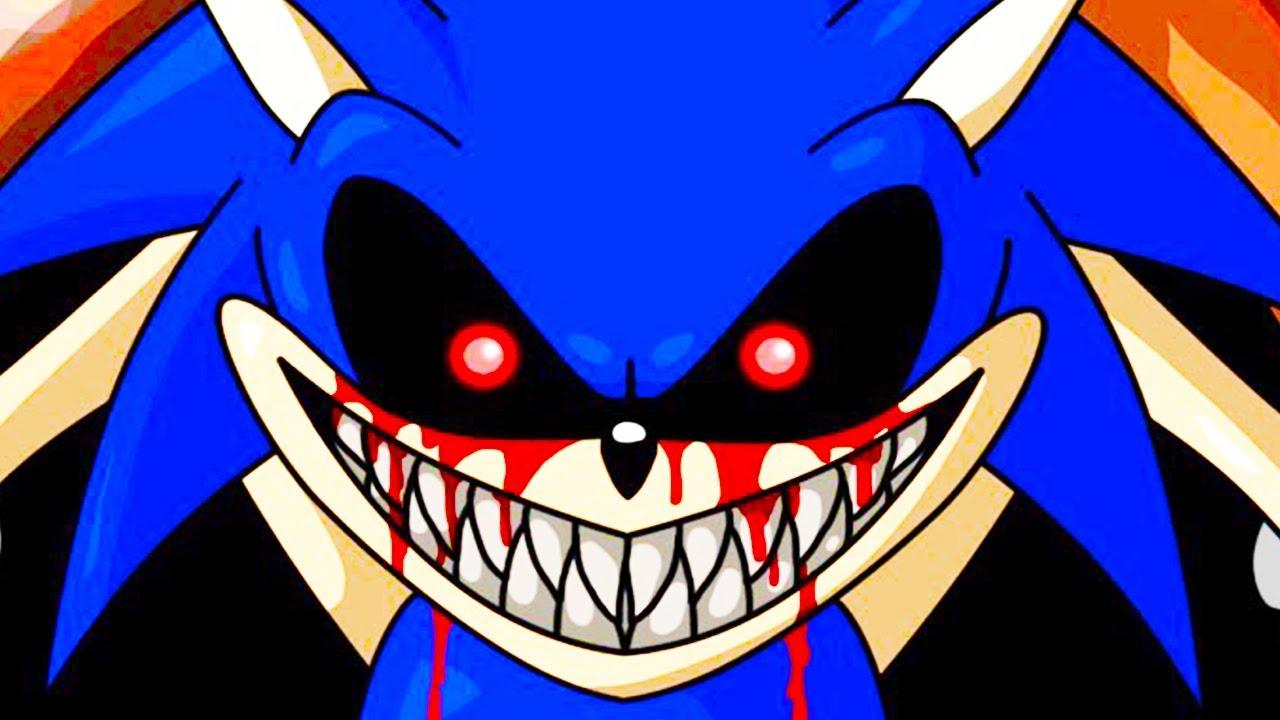 СОНИК EXE - ЕЩЁ БОЛЬШЕ УЖАСА! - Sonic Exe: Nightmare Beginning #3