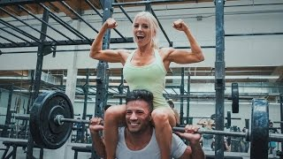 Workout With Buff Bunny | Heidi Somers & Christian Guzman Collab