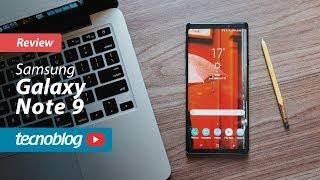 Samsung Galaxy Note 9 - Review Tecnoblog