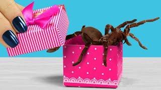 DIY Exploding Prank Box For Valentines Day / 9 Couple Pranks