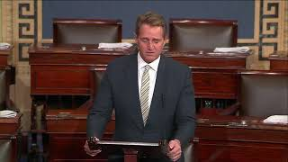 Sen. Flake Delivers Speech Pushing for DACA Solution